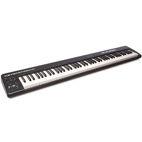 Masterkeyboard M-Audio Keystation 88 MkII