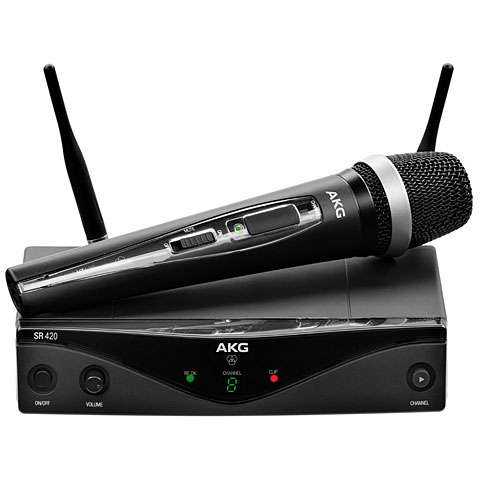 AKG WMS 420 Vocal Set D5-D
