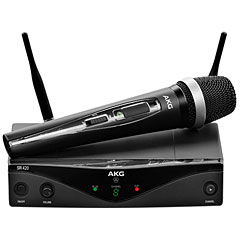 AKG WMS 420 Vocal Set D5-D « Wireless Systems