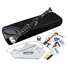 Nuvo Clarinéo Standard Kit Black « Klarinette