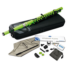 Nuvo Student Flute Laser Green « Transverse Flute