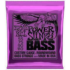 Ernie Ball Power Slinky Bass 2831 .055-110 « Electric Bass Strings
