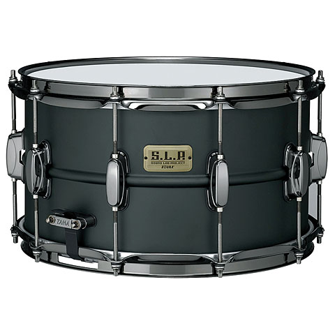 Tama S.L.P. 14  x 8  Big Black Steel Snare