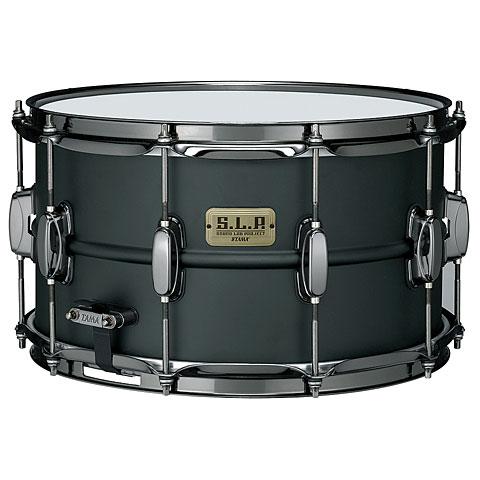 "Snare Drum Tama S.L.P. LST148 14"" x 8"" Big Black Steel Snare"