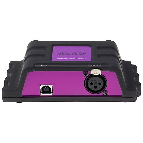 Controller Software Visual Productions Cuelux