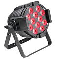 LED-verlichting Cameo Studio PAR 64 CAN RGBWA+UV 12W