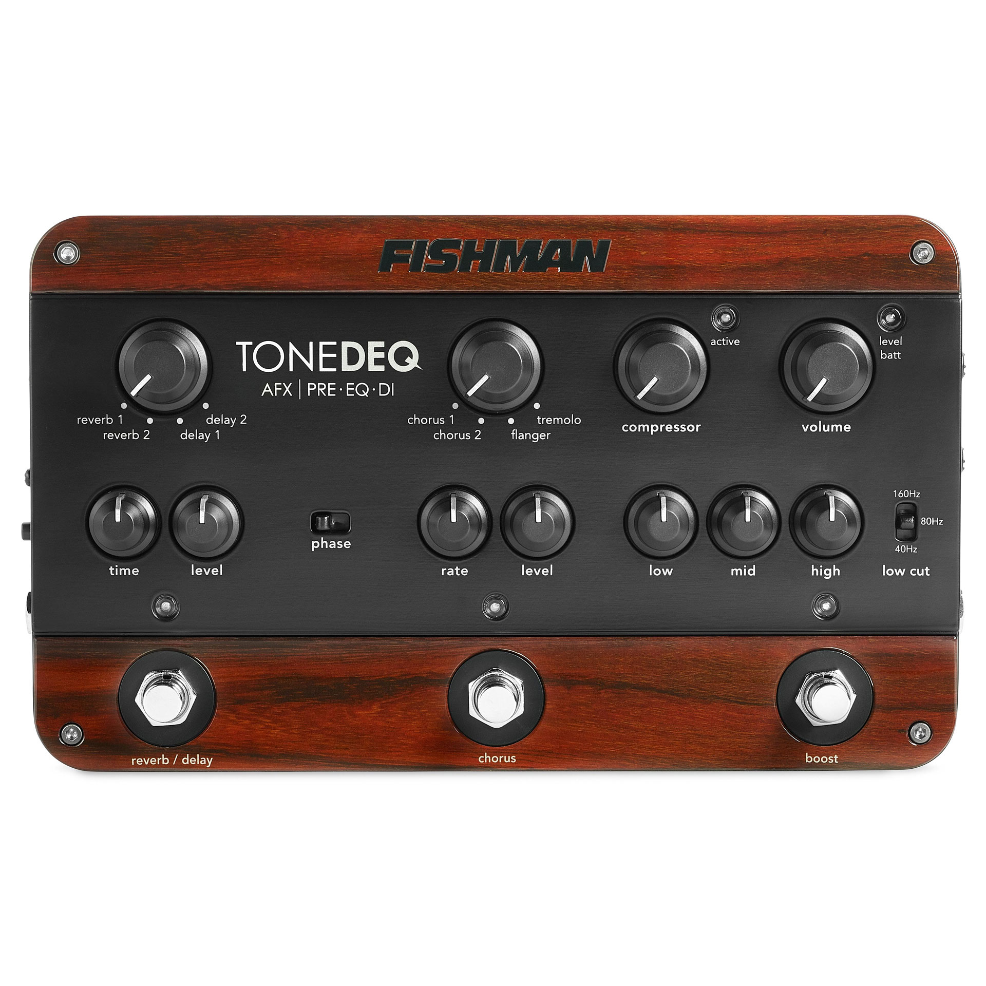 fishman tonedeq acoustic guitar effects. Black Bedroom Furniture Sets. Home Design Ideas
