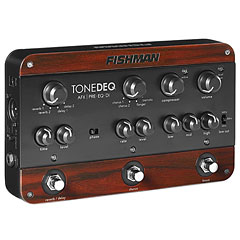 Fishman ToneDEQ « Acoustic Guitar Effects