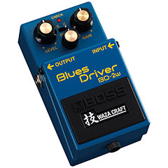 Boss BD-2W Blues Driver Waza Craft « Pedal guitarra eléctrica