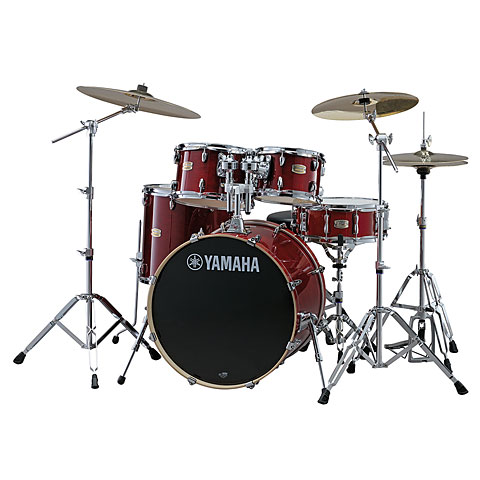 Batería Yamaha Stage Custom Birch SBP-2F5CR6W