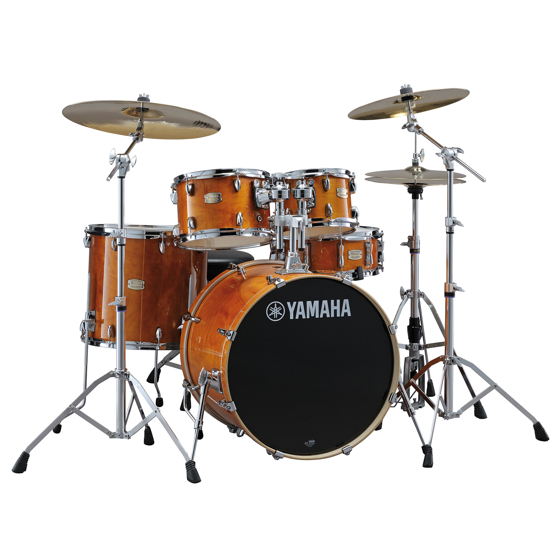Yamaha Birch Drums