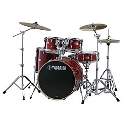 Yamaha Stage Custom Birch SBP-0F5CR6W « Batería