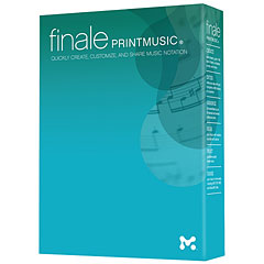 MakeMusic Finale PrintMusic 2014 D « Notation
