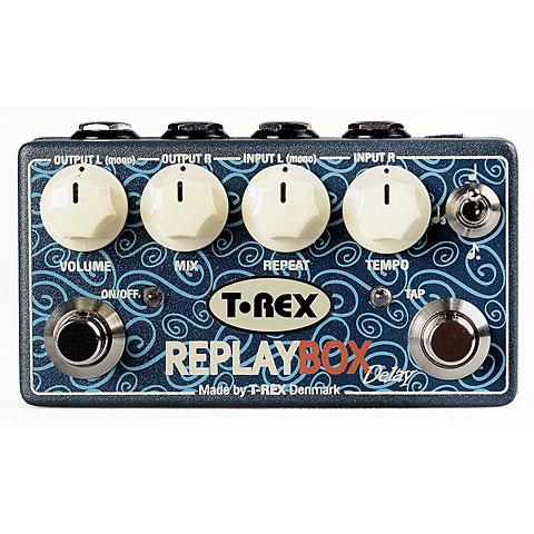 T-Rex Replay Box