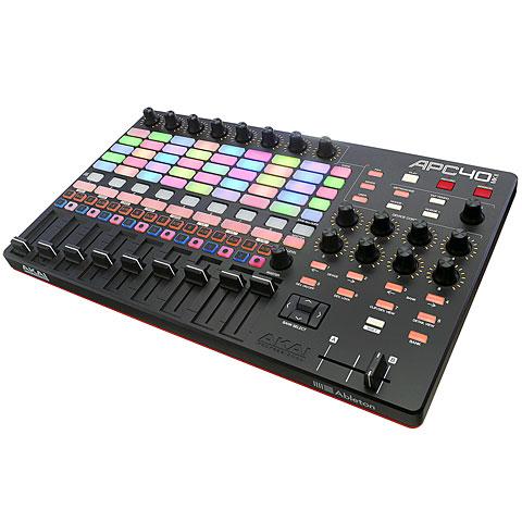 Contrôleur MIDI Akai APC40 MKII