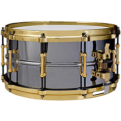 "Ludwig Black Beauty 14"" x 6,5"" with Brass Hardware « Snare Drum"