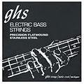 Struny do elektrycznej gitary basowej GHS Precision Flats 045-126, M3050-5