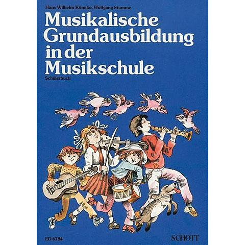 Schott Musikalische Grundausbildung in der Grundschule