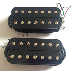 Bare Knuckle Holydiver Open Set 7-String « Micro guitare électrique