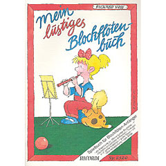 Ricordi Mein lustiges Blockflötenbuch « Lehrbuch
