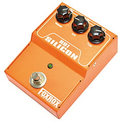 Foxrox Hot Silicon Fuzz « Effectpedaal Gitaar