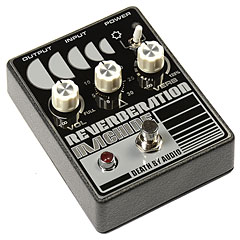 Death By Audio Reverberation Machine « Pedal guitarra eléctrica
