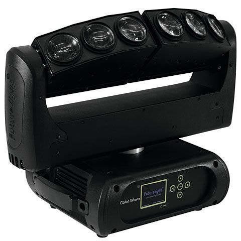Moving Head Futurelight Color Wave LED Moving Bar