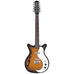 Danelectro DC59TSB 12-String Hollowbody « Elgitarr