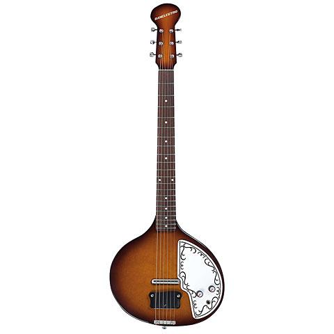 E-Gitarre Danelectro 68 Reissue Baby Sitar
