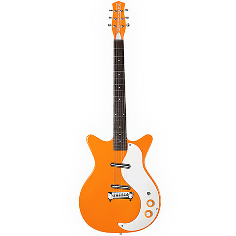 Danelectro 59 M-NOS Modified OR « Guitarra eléctrica