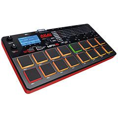 Akai MPX16 « DJ Sampler