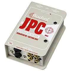Radial JPC « DI-Box/splitter