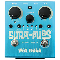 Way Huge Supa Puss « Pedal guitarra eléctrica