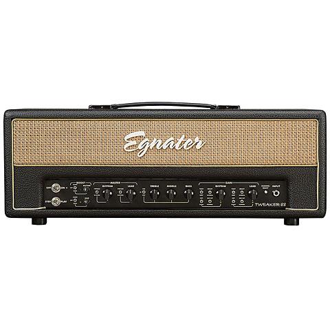 Topteil E-Gitarre Egnater Tweaker 88 Head