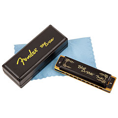 Fender Blues Deville A « Richter Harmonica