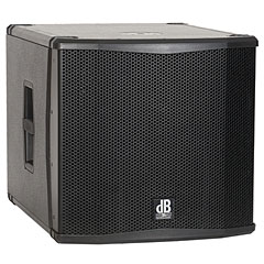 dB Technologies SUB-15-H « Active PA-Speakers