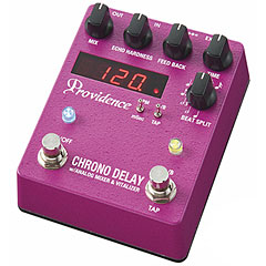 Providence DLY-4 Chrono Delay « Guitar Effect