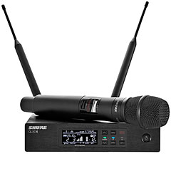 Shure QLXD24E/KSM9 « Wireless Systems