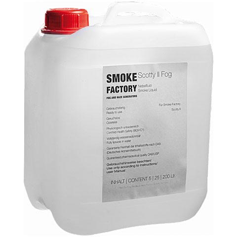 Fluid Smoke Factory Scotty II Special Fluid 5l