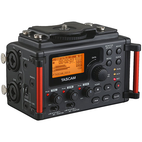 Digital Audio Recorder Tascam DR-60DMK2
