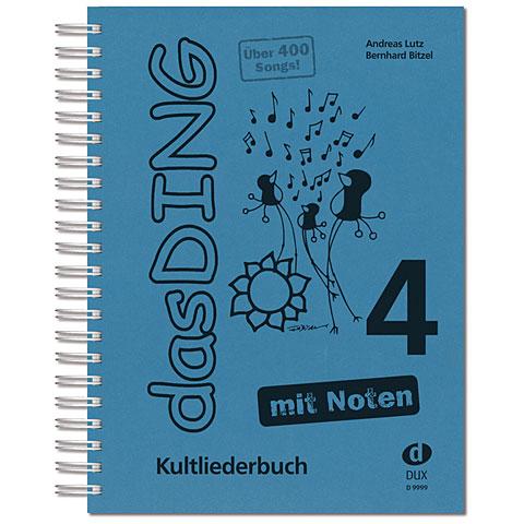 Songbook Dux Das Ding 4