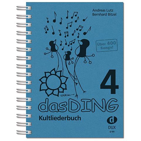 Cancionero Dux Das Ding 4 - Kultliederbuch