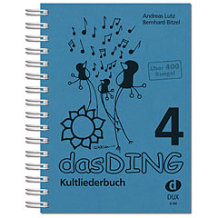 Dux Das Ding 4 - Kultliederbuch « Recueil de morceaux