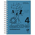 Песенник Dux Das Ding 4 - Kultliederbuch