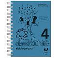 Βιβλίο τραγουδιών Dux Das Ding 4 - Kultliederbuch