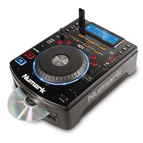 CD Speler Numark NDX500 USB/CD Media Player