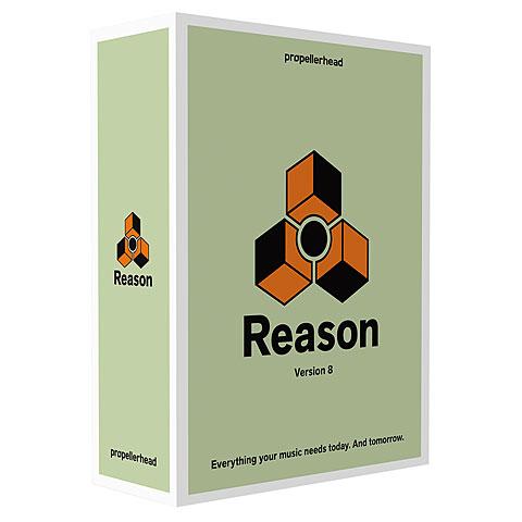 Propellerhead Reason 8
