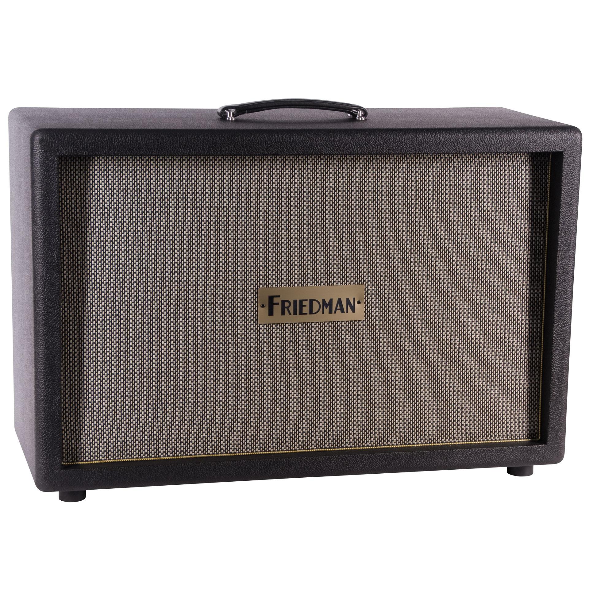 2x12 Speaker Cabinet Friedman 2x12 Vintage Guitar Cabinet