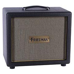 "Friedman Pink Taco 1x12"" BLK/S&P « Baffle guitare élec."