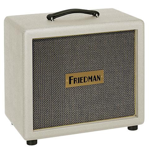 "Box E-Gitarre Friedman Pink Taco 1x12"" WHT/S&P"
